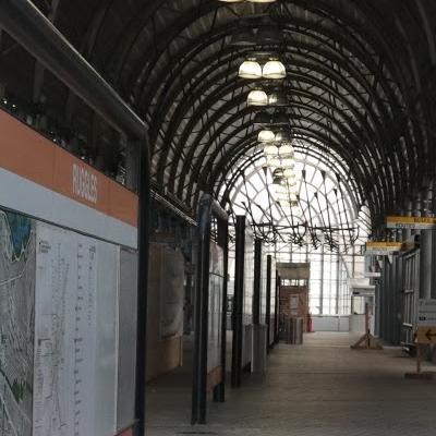 Ruggles station