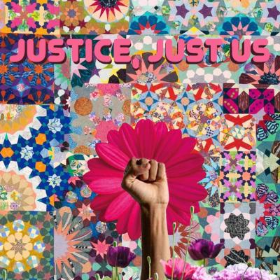 Justice Just Us Collage