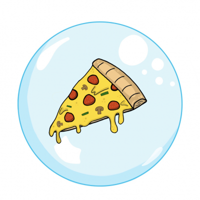 Falling into Pizza