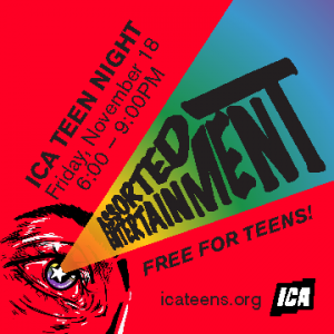 Teen Night: Assorted Entertainment