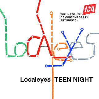 Teen Night: Localeyes