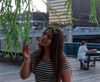gabby @ plants at seaport