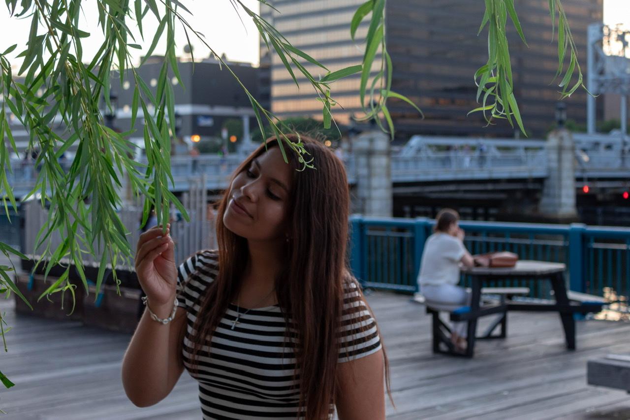 gabby @ plants at seaport