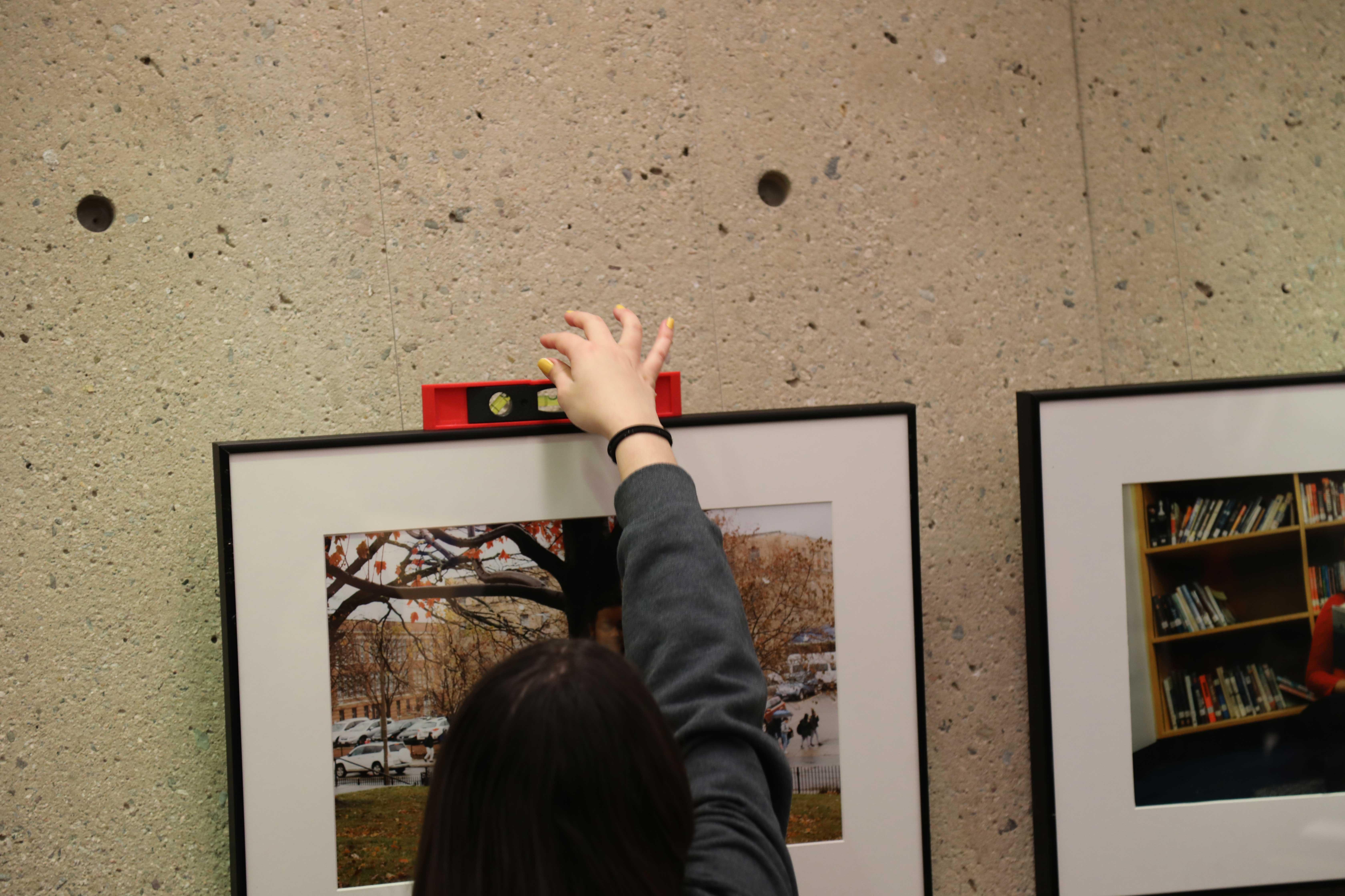 9686 Harvard Photo Installation