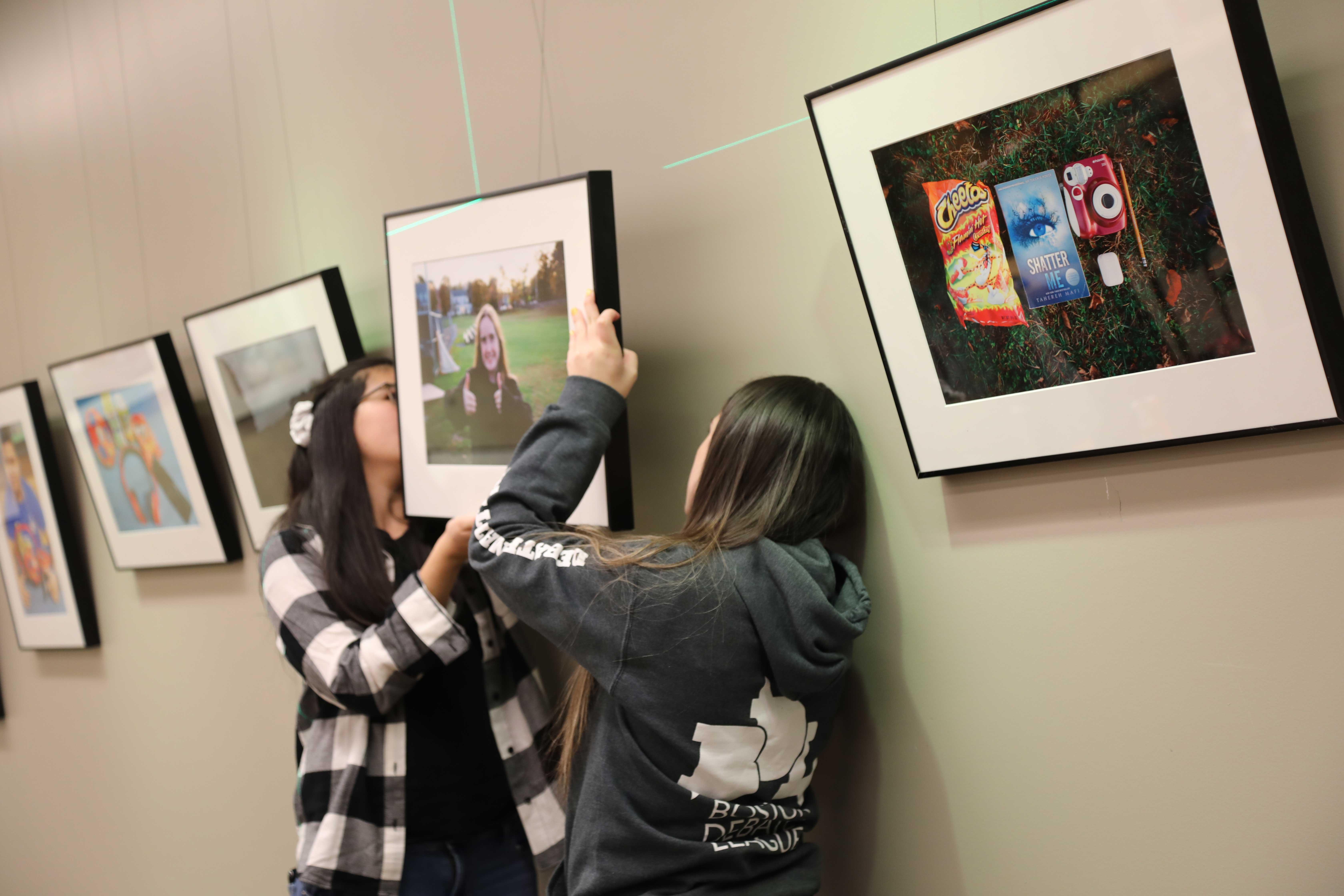 9725 Harvard Photo Installation