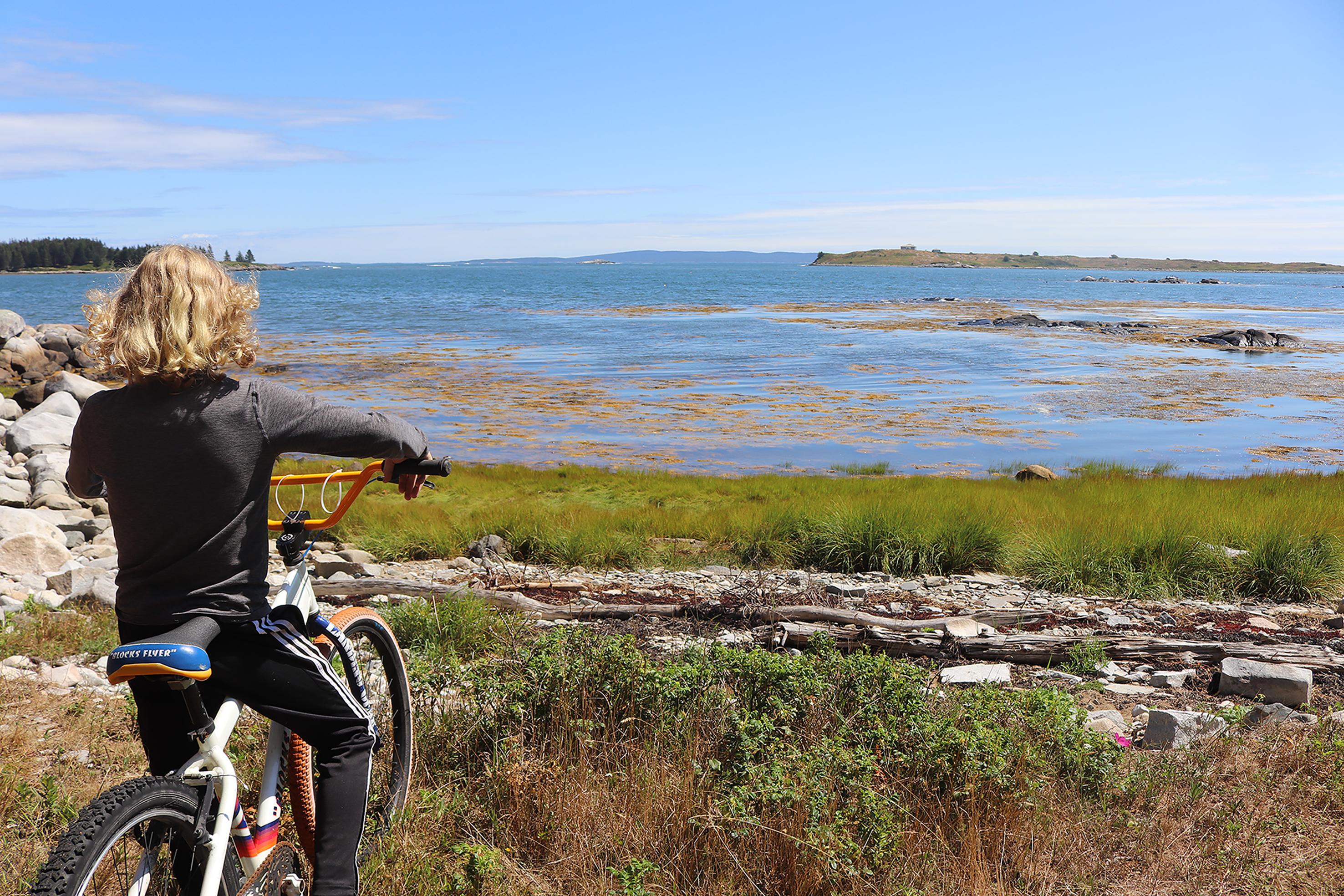 Bike view