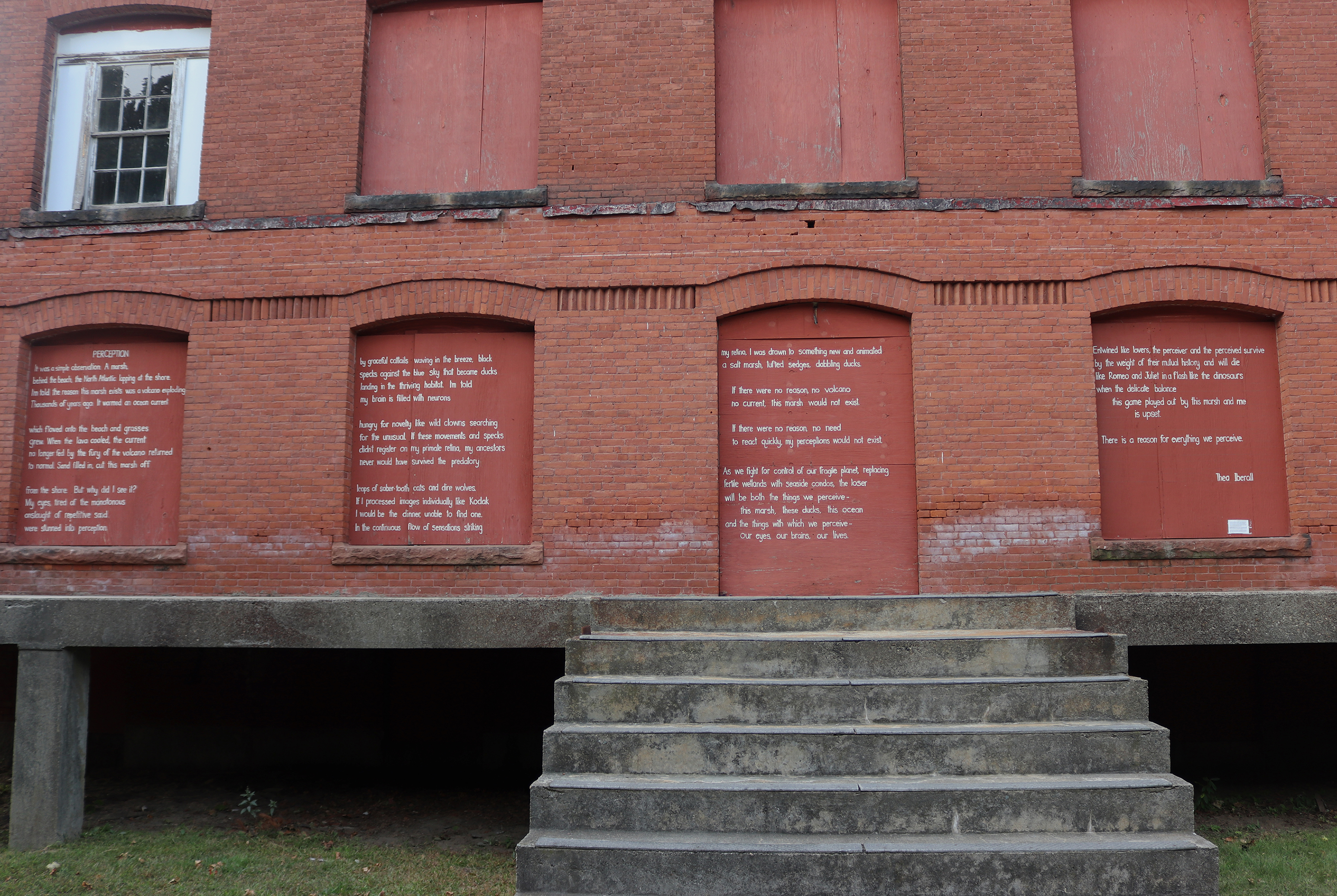 Poems on building