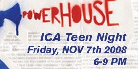 Teen Night: Power House
