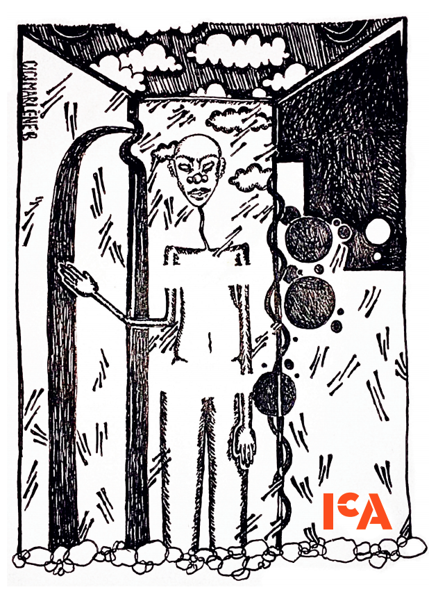 Teen Night Postcard by: Cici Marléne B.