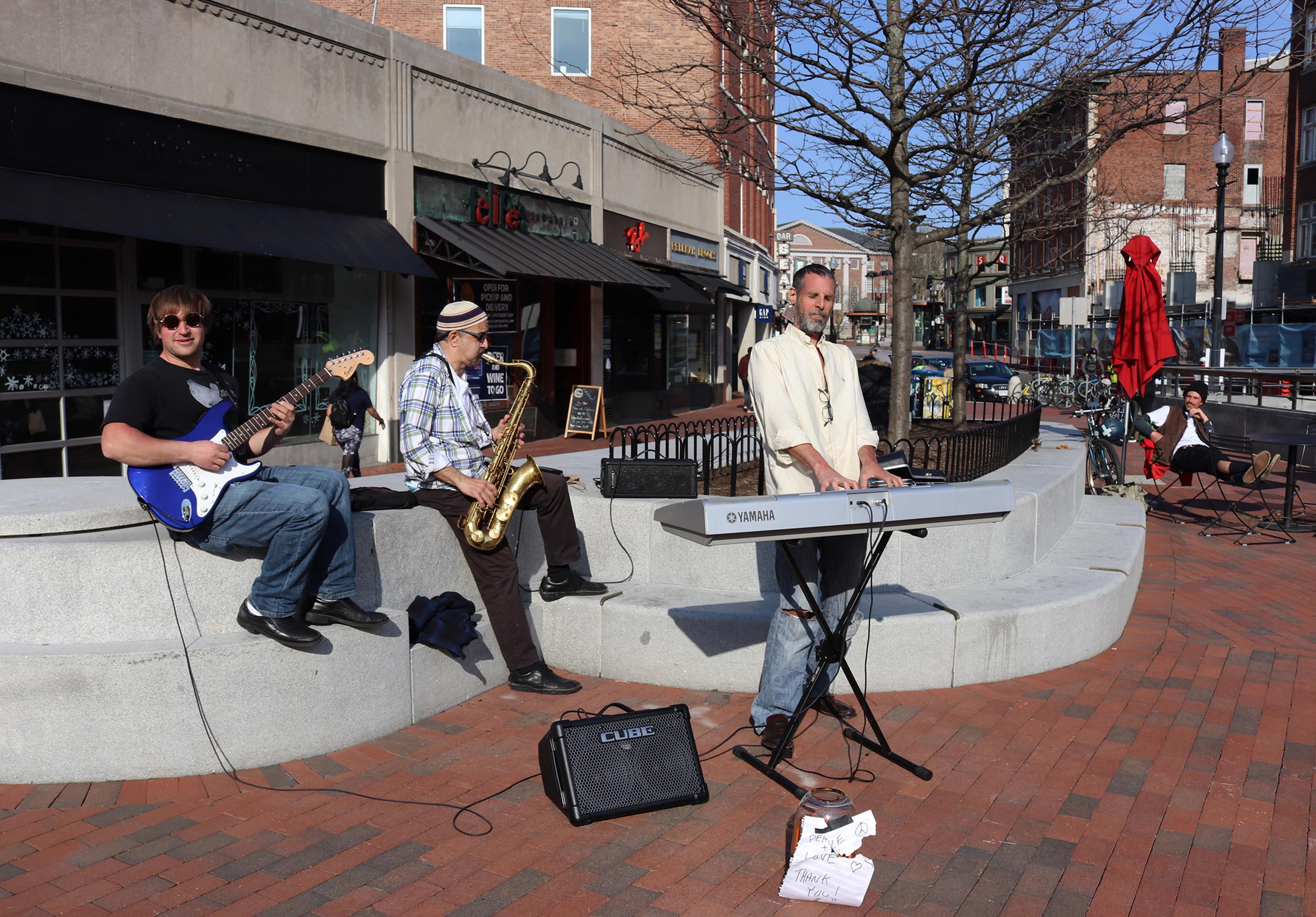 Band in Harvard