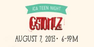 Teen Night: Customize